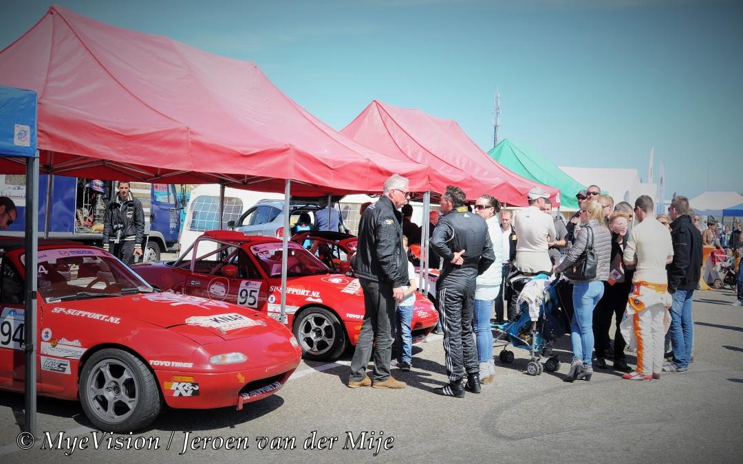 Seizoen Mazda MaX5 Cup bijna van start